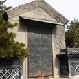 旧・諸戸家の石取祭・祭車の蔵