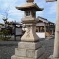 住吉神社の常夜燈