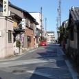 旧・東海道(七里の渡し方面)