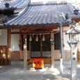 立坂神社本殿