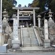 高塚山の神明社