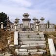 桑名藩第6代藩主・松平定良公墓所