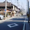 旧・東海道(大福・福江町)