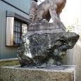 城南神社の狛犬