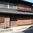 旧・東海道沿いの民家(安永)