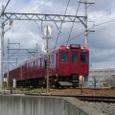 養老線のマルーン電車