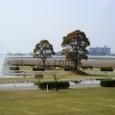 長良川河口堰の親水公園