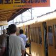 三岐鉄道のナロー電車