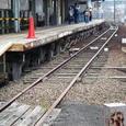 西桑名駅とネコ