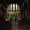 聖ザビエル天主堂内部