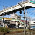 益生駅前歩道橋